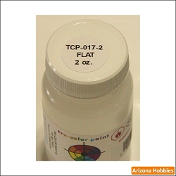 FLAT Finish 2 oz.