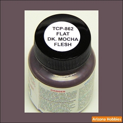 Flat DARK MOCA FLESH 1 oz.