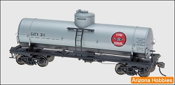 FLYING A HO Scale 10000 Gallon Welded Tank Car
