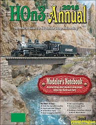 HOn3 Annual 2016: The How-to-Guide for HO Narrow Gauge Railroading