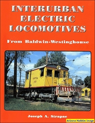 Interurban Locomotives From Baldwin-Westinghouse