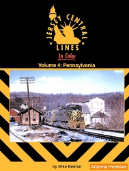 Jersey Central Lines In Color Vol. 4: Pennsylvania