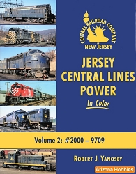 Jersey Central Lines Power In Color Vol. 2: No. 2000-9709