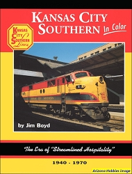 Kansas City Southern In Color: The Era of Streamlined Hospitality 1940-1970