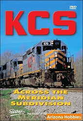 KCS Across The Meridian Subdivision DVD