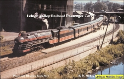 Lehigh Valley Railroad Passenger Cars: Photo and Diagram Book No. 1