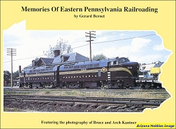 Memories of Eastern Pennsylvania Railroading