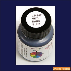 Metallic DARK BLUE 1 oz.