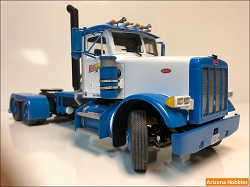 Mike Fletcher's Peterbilt Tractor