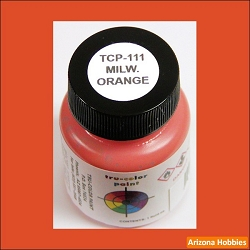 Milwaukee Road ORANGE 1 oz.
