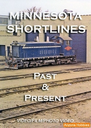Minnesota Shortlines: Past and Present DVD