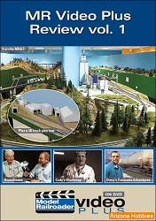 Model Railroader Video Plus Review Vol. 1 DVD