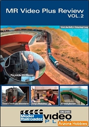 Model Railroader Video Plus Review Vol. 2 DVD