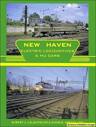 New Haven Electric Locomotives and MU Cars