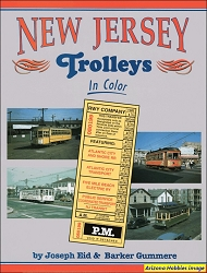 New Jersey Trolleys In Color