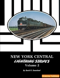 New York Central Lightning Stripes In Color Vol. 2