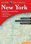 NEW YORK DeLorme Atlas and Gazetteer