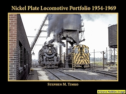 Nickel Plate Road Locomotive Portfolio 1954-1969
