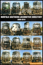 Norfolk Southern Locomotive Directory 2009-2010