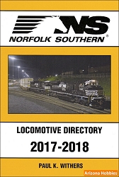 Norfolk Southern Locomotive Directory 2017-2018