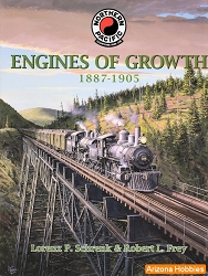 Northern Pacific Engines of Growth 1887-1905