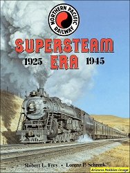 Northern Pacific Supersteam Era: 1925-1945
