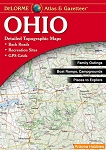 OHIO DeLorme Atlas and Gazetteer