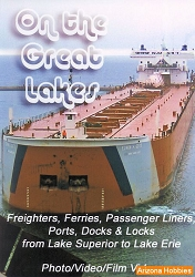 On the Great Lakes DVD plus Photo CD Book