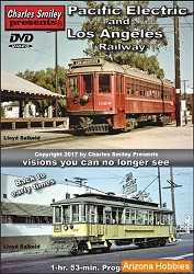 Pacific Electric and Los Angeles Railway 1940-1963 DVD