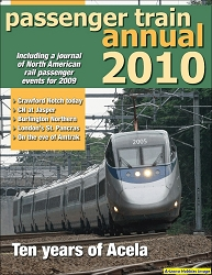 Passenger Train Annual 2010