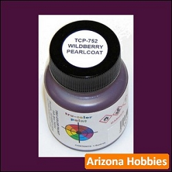 Pearlescent WILDBERRY 1 oz.