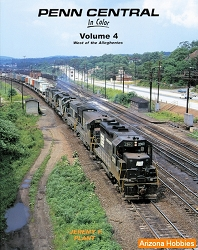 Penn Central In Color Vol. 4: West of the Alleghenies