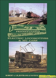 Pennsylvania Railroad Electric Locomotives and MU Cars