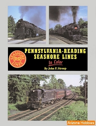 Pennsylvania-Reading Seashore Lines In Color Vol. 1