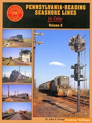 Pennsylvania-Reading Seashore Lines In Color Vol. 2