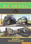 Railfanning the Reading Vol. 1: Steam and Diesel Operations DVD