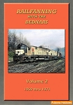 Railfanning with the Bednars Volume 2: 1969-1971 DVD
