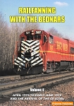 Railfanning with the Bednars Vol. 4: April 1973 to June 1975 DVD