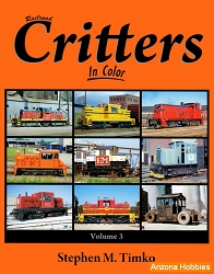 Railroad Critters In Color Vol. 3