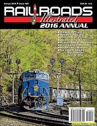 Railroads Illustrated Annual 2016