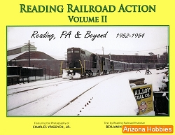 Reading Railroad Action Vol. 2: Reading, PA and Beyond 1952-1954