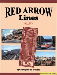 Red Arrow Lines In Color