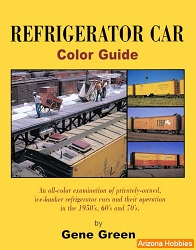 Refrigerator Car Color Guide