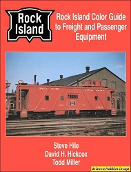Rock Island Color Guide to Freight and Passenger Equipment