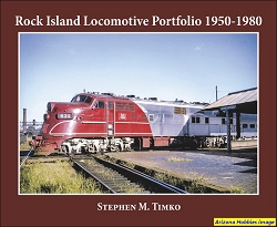 Rock Island Locomotive Portfolio 1950-1980