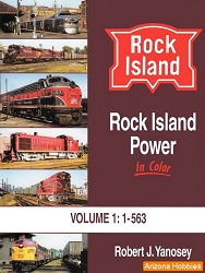 Rock Island Power In Color Vol. 1: 1-563