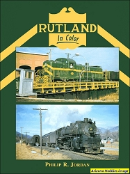 Rutland Railroad In Color