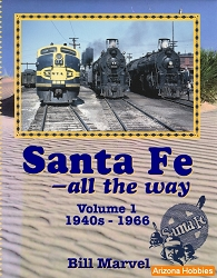 Santa Fe-All The Way Vol. 1: 1940s-1966