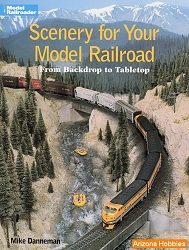 Scenery for Your Model Railroad: From Backdrop to Tabletop