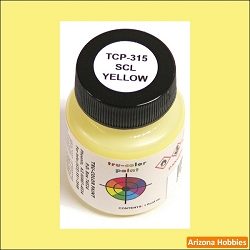 Seaboard Air Line YELLOW 1 oz.